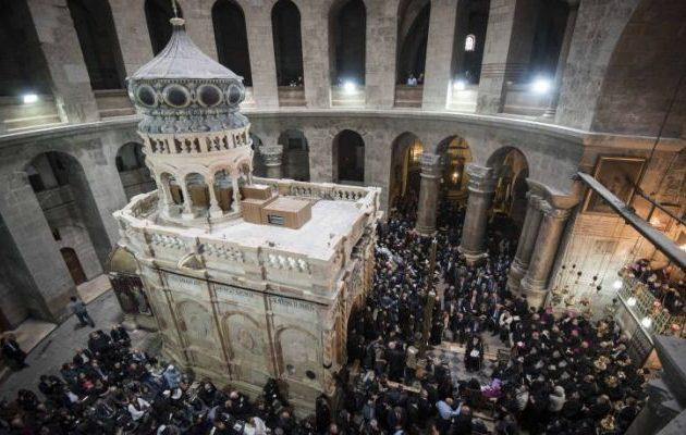 «Ναι, είναι πράγματι ο Πανάγιος Τάφος» – Σπουδαία αποκάλυψη του ΕΜΠ στο National Geographic