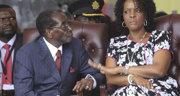 Ζιμπάμπουε: Αφήνει την εξουσία ο Μουγκάμπε αρκεί να μην πειράξουν την Γκρέις