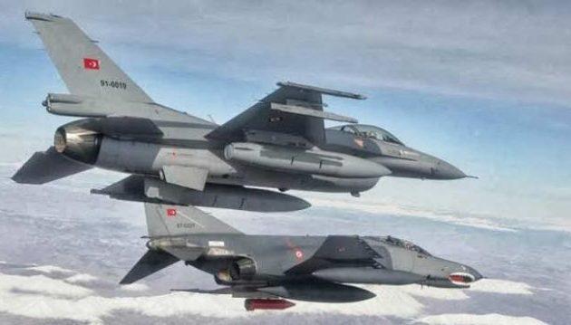 Συναγερμός από Λευκωσία για το FIR και τις τουρκικές παραβιάσεις