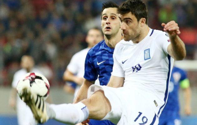 Εκτός Παγκοσμίου Κυπέλλου η Ελλάδα – Έμεινε στο 0-0 με την Κροατία