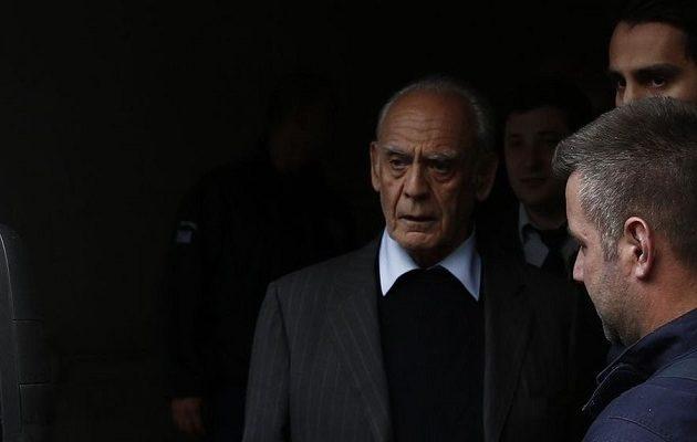 Tι ζητά ο Τσοχατζόπουλος από τον Τσίπρα – Τι αναφέρει σε επιστολή του