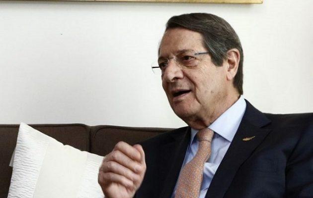 Aναστασιάδης: Έτσι βγήκε από την κρίση η Κύπρος