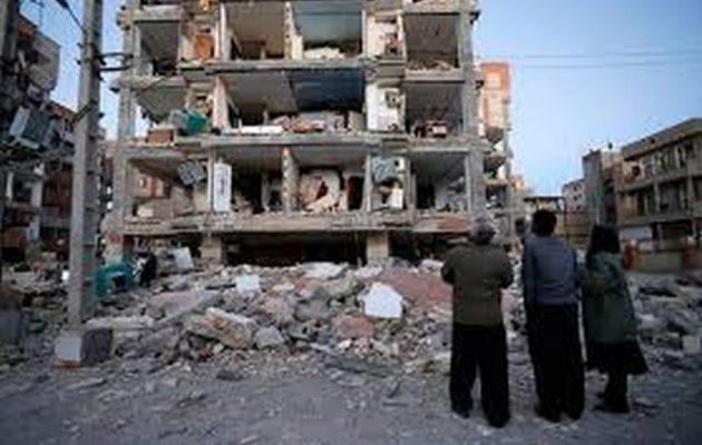 Θρήνος στο Ιράν: Πάνω από 450 οι νεκροί – Δεν θα διασωθούν άλλοι