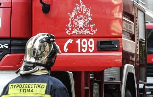 Τραγωδία στο Κιλκίς: Νεκρός από πυρκαγιά που ξέσπασε σε σπίτι