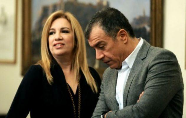 Διαλύθηκε το Κίνημα Αλλαγής – Αποχώρησε Το ΠΟΤΑΜΙ – Τι είπε ο Στ. Θεοδωράκης