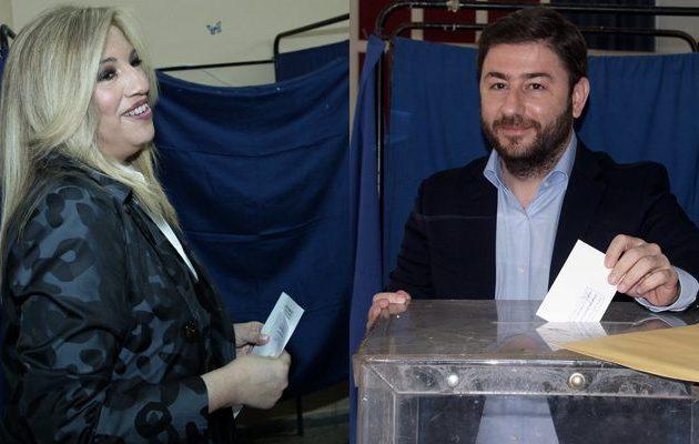 Ψηφίζεις Κεντροαριστερά και βγαίνει… Μητσοτάκης – Ο Λοβέρδος «μαρτυρά χωρίς ξύλο»