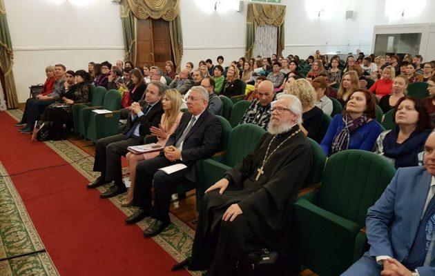 Αρχίζει ξανά η διδασκαλία της Ελληνικής Γλώσσας από το Πανεπιστήμιο Μόσχας