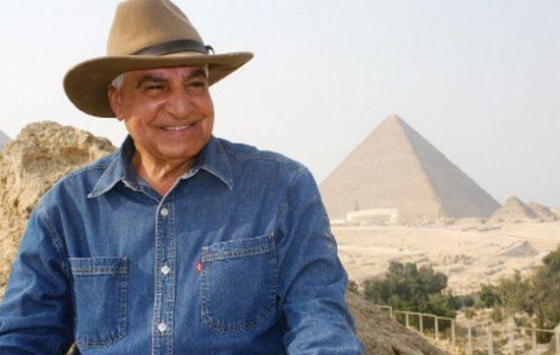 Ζαχί Χάουας για το «κενό» στην Πυραμίδα: Σιγά την ανακάλυψη! Το γνωρίζαμε