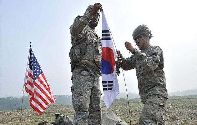 Η Β. Κορέα διαμαρτυρήθηκε στον ΟΗΕ για τα στρατιωτικά γυμνάσια ΗΠΑ – Νότιας Κορέας