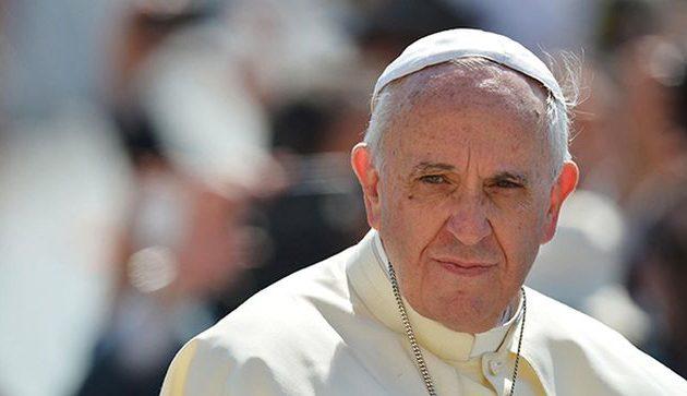 Ο Πάπας Φραγκίσκος ζήτησε από τον Θεό να σταματήσει την πανδημία