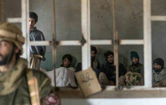 Η Συρία παρέδωσε στο Ιράκ 100 Ιρακινούς αιχμάλωτους τζιχαντιστές