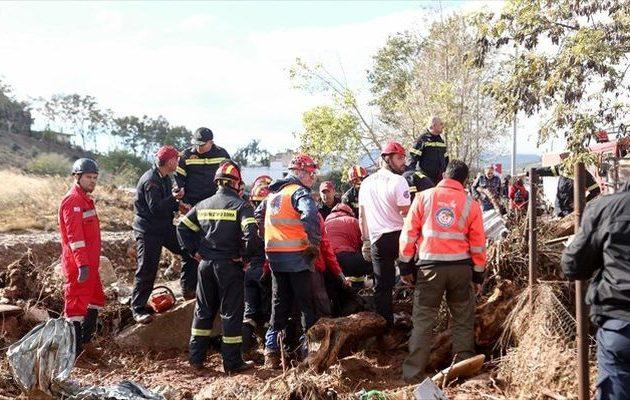 Θρίλερ χωρίς τέλος: Εντοπίστηκε κι άλλη σορός στη Μάνδρα – Στους 21 οι νεκροί
