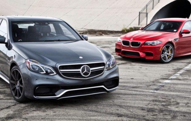 """Πρόστιμα 133 εκατ. ευρώ «έσκασαν"""" Mercedes και BMW για φοροδιαφυγή"""