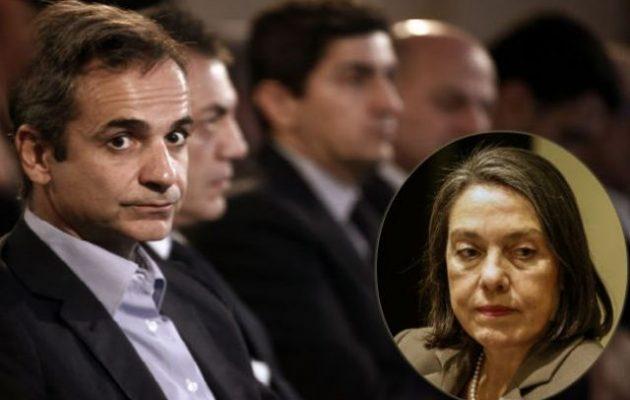 Εφημερίδα των Συντακτών: Περιμένουμε εξηγήσεις για την κ. Ξαφά, κ. Μητσοτάκη