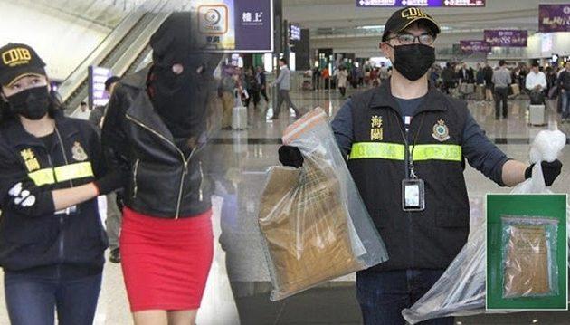 Tι αποκαλύφθηκε για το 19χρονο μοντέλο που πιάστηκε με την κόκα στο Χονγκ Κονγκ