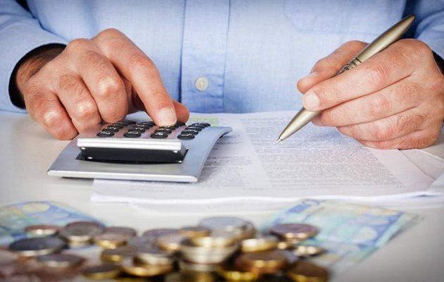 Όλα όσα προβλέπει το σχέδιο για ρύθμιση οφειλών έως 50.000 ευρώ