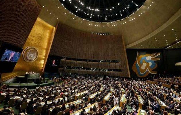 Η Γαλλία ζήτησε έκτακτη σύγκληση του Συμβουλίου Ασφαλείας του ΟΗΕ για το λαθρεμπόριο μεταναστών