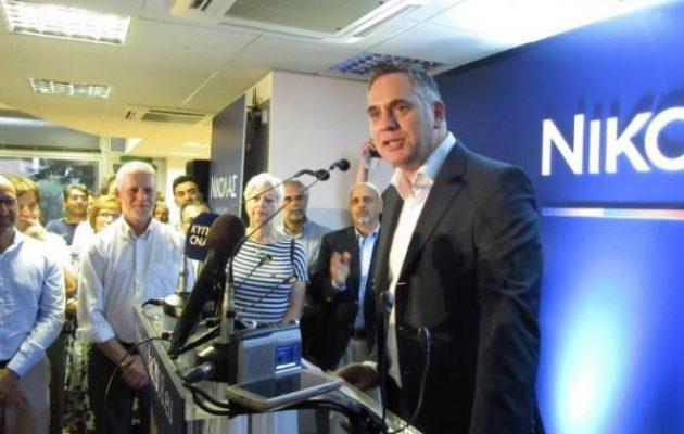 Νικόλας Παπαδόπουλος: Ευτυχώς υπάρχει ο Κοτζιάς και σταμάτησαν οι υποχωρήσεις στην Κύπρο