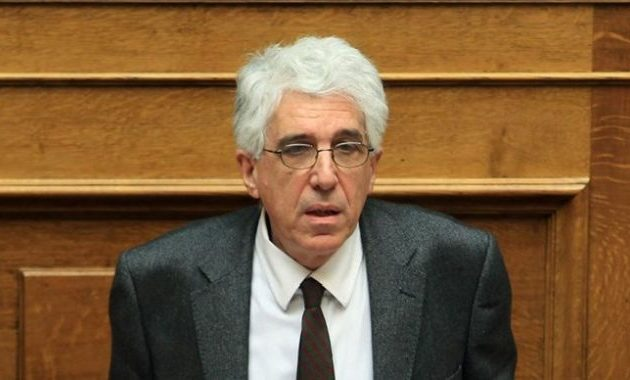 Παρασκευόπουλος: Nα ερευνηθεί ποιος ήθελε να φυγαδευτεί ο Μανιαδάκης