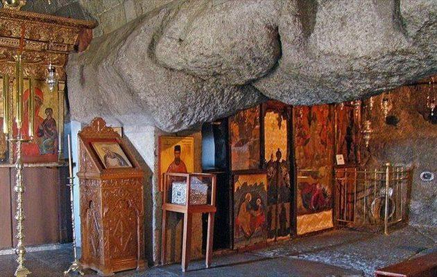 Πάτμος: Αποκαταστάθηκε το σπήλαιο όπου γράφτηκε η «Αποκάλυψη»