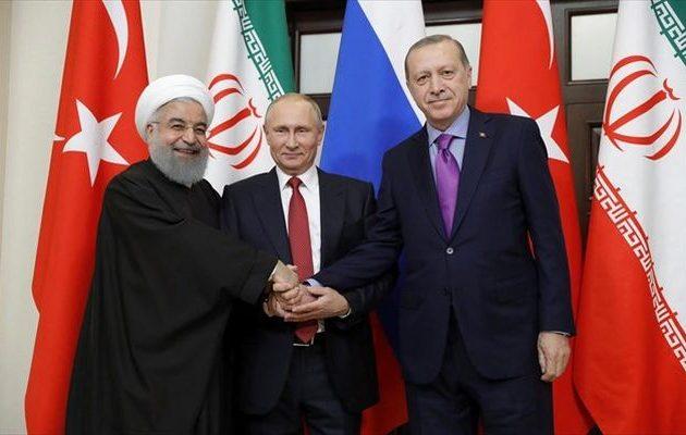 Παγκόσμιο δούλεμα! Θα «σώσουν» τη Συρία παρέα με τον Ερντογάν που την κατέστρεψε