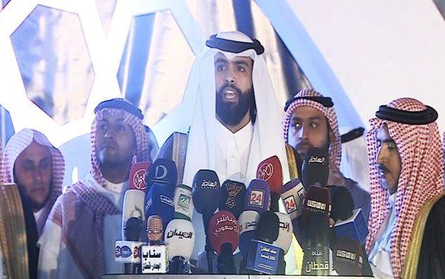 Χιλιάδες Άραβες συγκεντρώθηκαν στην έρημο και ορκίστηκαν να ανατρέψουν τον Εμίρη του Κατάρ