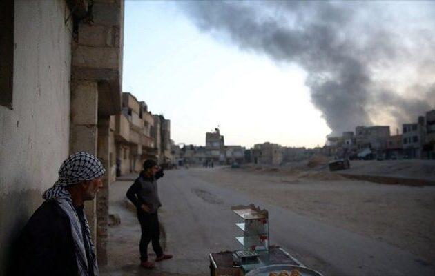 Συρία: Στους 61 οι νεκροί από τα αεροπορικά πλήγματα στο Χαλέπι