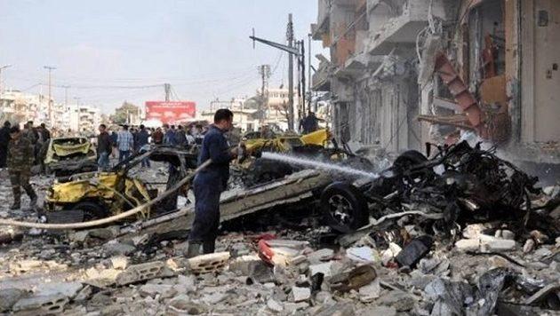 Επίθεση του ISIS με  παγιδευμένο αυτοκίνητο στην ανατολική Συρία – 26 νεκροί