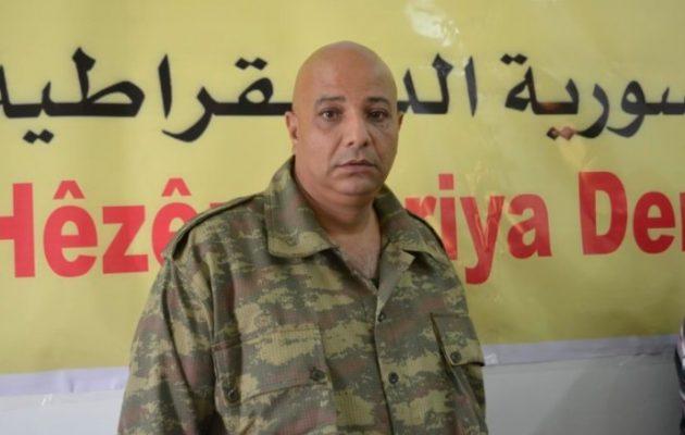 Φήμες ότι ο εκπρόσωπος των SDF Ταλάλ Σιλό αποσκίρτησε στην Τουρκία