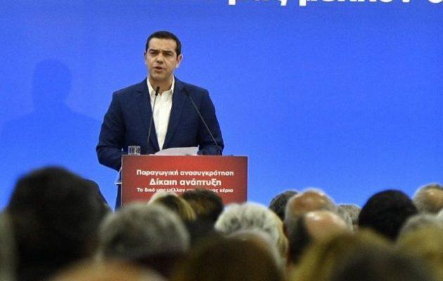 Ο Αλέξης Τσίπρας εξήγησε πώς η Θράκη γίνεται το ενεργειακό κλειδί της Ευρώπης