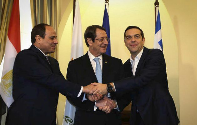 Τουρκοκύπριος «Σύμβουλος»: Ελλάδα, Κύπρος και Αίγυπτος έχουν συμμαχήσει ενάντια στην Τουρκία