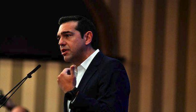 Τσίπρας στην Ευρω-Αραβική Διάσκεψη: Η Ελλάδα «διέβη τον Ρουβίκωνα» – Ενίσχυση σχέσεων με αραβικό κόσμο