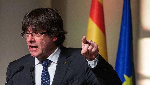 Νερώνει το κρασί του ο Πουτζντεμόν: «Υπέρ μιας συμφωνίας με την Ισπανία»