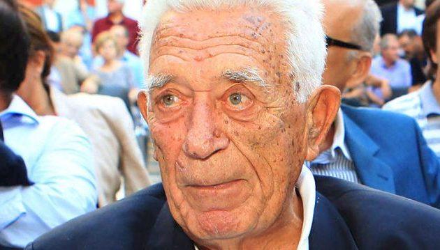 Πέθανε σε ηλικία 88 ετών ο Γιάννης Καψής
