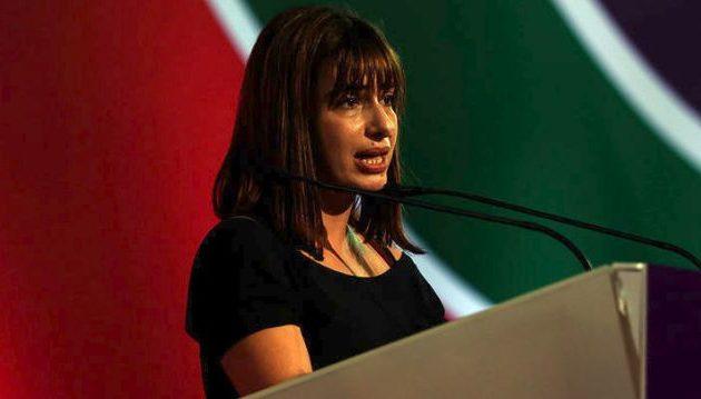 Σβίγκου: Το κοινωνικό μέρισμα πρέπει να ψηφιστεί από όλες τις πολιτικές δυνάμεις