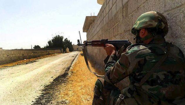 Ο συριακός στρατός απελευθέρωσε την Μπουκαμάλ από το Ισλαμικό Κράτος