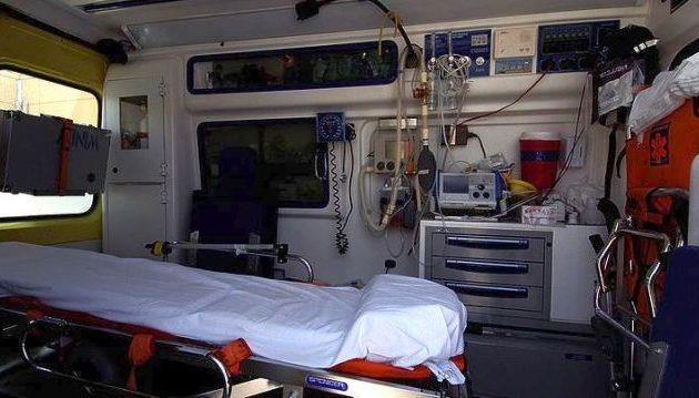 Κινητή υγειονομική μονάδα στη Μάνδρα για τη φροντίδα των πληγέντων