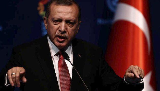 Ο Ερντογάν είπε ότι «εάν το θέλει ο Αλλάχ» μέχρι το βράδυ θα έχει καταλάβει την Εφρίν