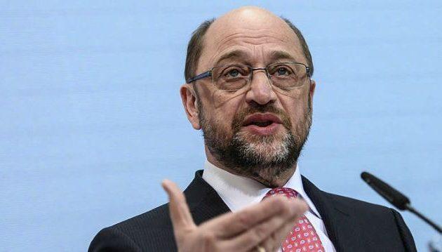 """Σουλτς για πολιτική κρίση: «Θα τη βρούμε τη λύση στη Γερμανία"""""""