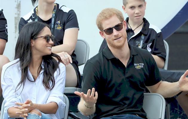 Στοιχήματα για το πότε ο πρίγκιπας Χάρι θα παντρευτεί την ηθοποιό Μέγκαν Μαρκλ