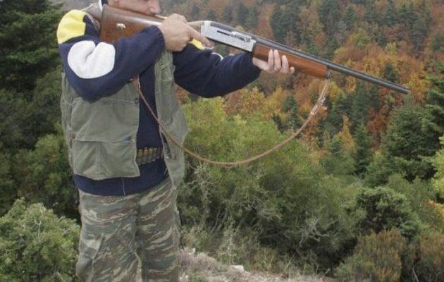 Διπλό σοκ στη Στερεά Ελλάδα: Νεκροί δύο κυνηγοί πάνω στο «καρτέρι»