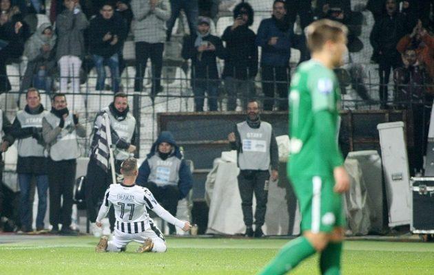 Υπό διάλυση ο Παναθηναϊκός – Τον «σκόρπισε» ο ΠΑΟΚ 4-0