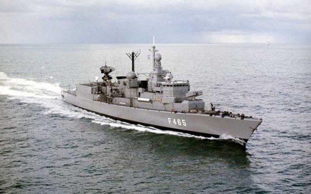 Η Τουρκία παρενόχλησε γερμανικό σκάφος μεταξύ Σαμοθράκης και Λήμνου