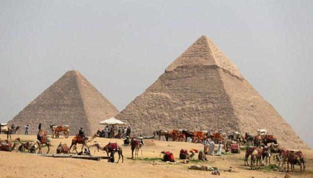 Η Αίγυπτος περιμένει εφέτος 11,7 εκ. τουρίστες
