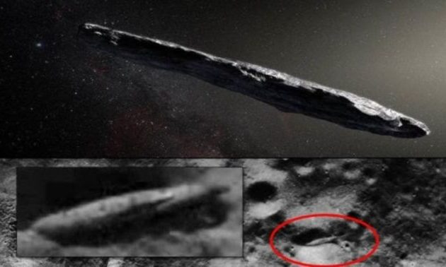 Τηλεσκόπιο στρέφεται στον αστεροειδή Οουμουαμούα – Θα μπορούσε να είναι διαστημόπλοιο