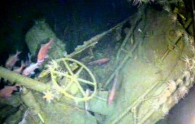 Οι Αυστραλοί βρήκαν υποβρύχιό τους που έχασαν πριν 103 χρόνια