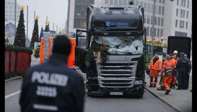 Μπαράζ συλλήψεων για ύποπτες «διασυνδέσεις» με τον μακελάρη του Βερολίνου