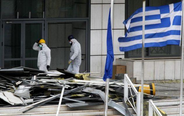 Ποιους «βλέπει» η Αντιτρομοκρατική πίσω από την επίθεση στο Εφετείο