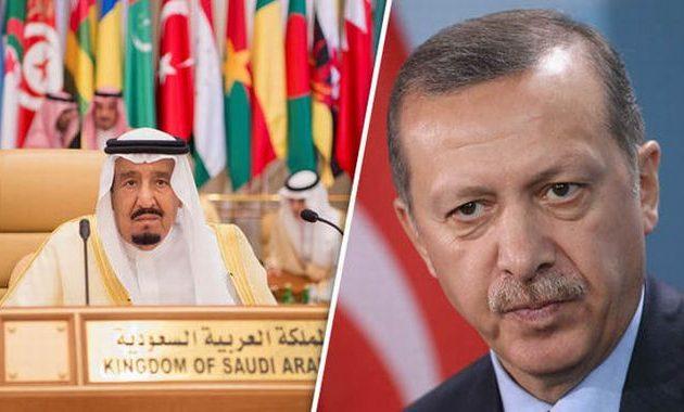 Ο Ερντογάν μίλησε τηλεφωνικά και με τον βασιλιά Σαλμάν – «Ανακατεύει» τους ηγέτες ως… σουλτάνος