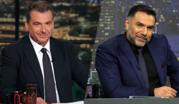 Τι θα γίνει όταν επιστρέψει ο Αρναούτογλου Ελλάδα; Θα κοπεί το «Late Night» του Λιάγκα;